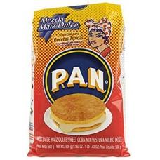 Harina Pan Mezcla Maiz Dulce 500g