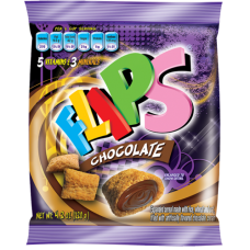 Flips Bag Chocolate 4.2oz