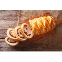 Ham Bread (Pan de Jamón)