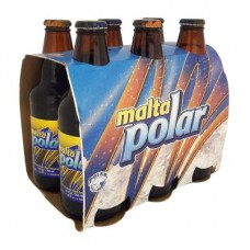 Malta Polar 12 oz bottle