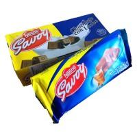 Savoy Leche 130 gramos (Caja de 5 unidades)