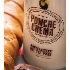 Ponche Crema Artesanal (1 liter)