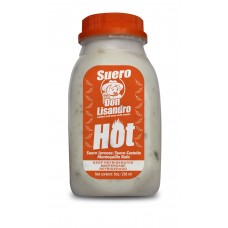 Suero Larense Hot - 8 oz.