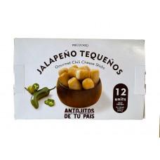 Jalapeño Tequeños (12 Units)