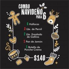 Combo Navideño #1