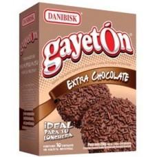 Gayeton Extra Chocolate 10 units x 200g